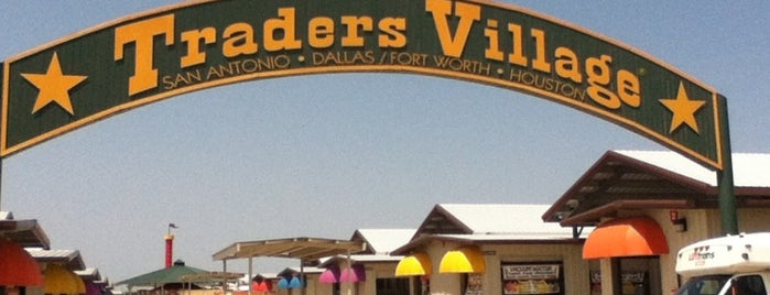 Traders Village is one of San Antonio, Tx.