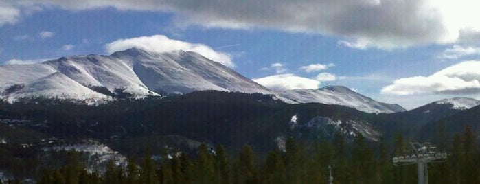 Breckenridge Ski Resort is one of Best Places to Check out in United States Pt 2.