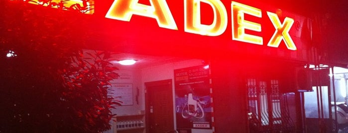 Zadex Professional Car Care is one of Kapanan Mekanlar.