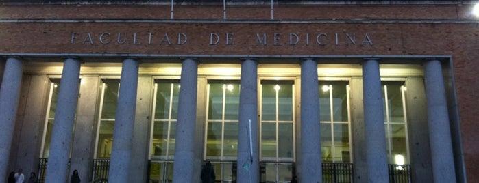 Facultad de Medicina (UCM) is one of Tamara 님이 저장한 장소.
