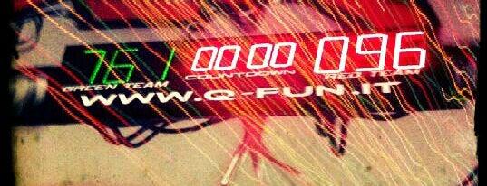 Q-Fun Lasergame is one of Cose da Fare!.