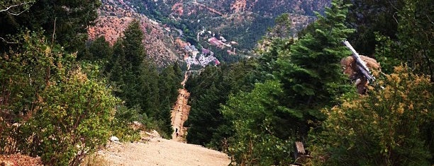 Mt. Manitou Incline Summit is one of Colorado Bucket List.