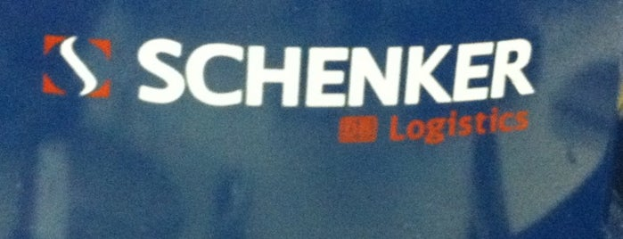 DB Schenker is one of Lugares favoritos de Alberto J S.