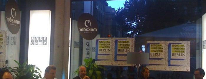 Telefónica BASECAMP is one of Social Media Berlin.
