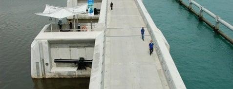 Marina Barrage is one of Neu Tea's Nav.