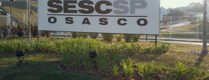 Sesc Osasco is one of Locais salvos de Carlos.
