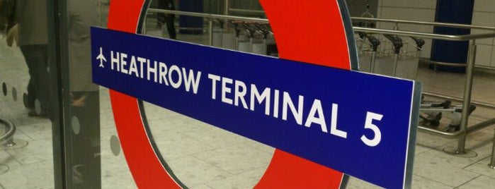 Aeroporto de Londres-Heathrow (LHR) is one of Airports of the World.