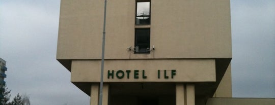 Hotel ILF is one of Prague.