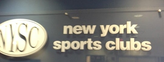 New York Sports Club is one of Posti che sono piaciuti a Y. NEGi.
