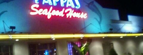 Pappas Seafood House is one of Cation.