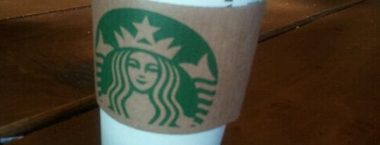 Starbucks is one of mark (Jason)さんのお気に入りスポット.
