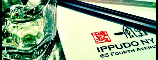 Ippudo is one of If You Dare<3.