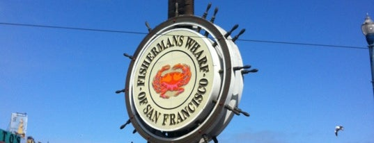 Fisherman's Wharf is one of 72 hours in San Francisco.
