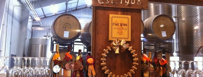 Rotta Winery is one of Sip & Swirl.