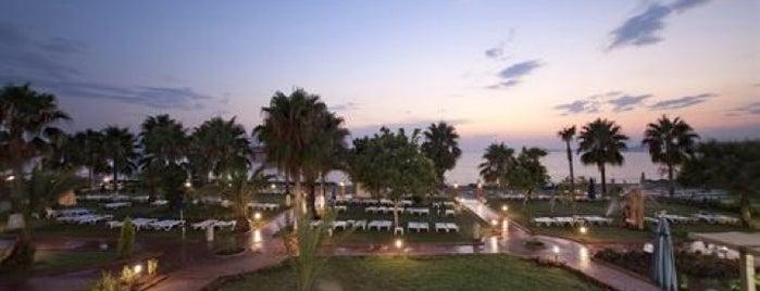 Venessa Beach Hotel is one of Locais curtidos por Dilara.