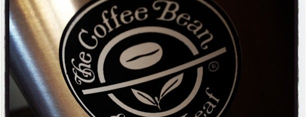 The Coffee Bean & Tea Leaf is one of Tempat yang Disimpan @Jonathan360.