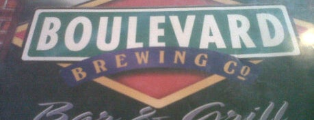Boulevard Brewpub is one of Best Breweries in the World.