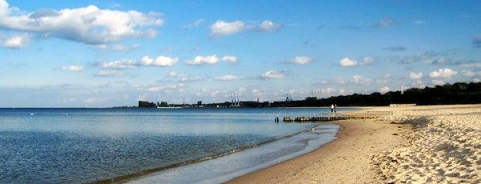 Plaża Jelitkowo is one of Gdansk.