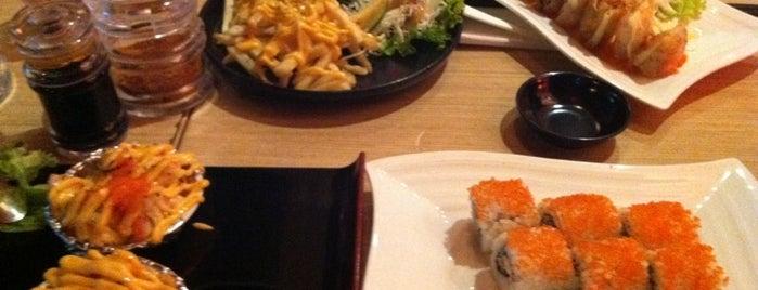 Sushi Miya8i is one of Nadiaさんのお気に入りスポット.