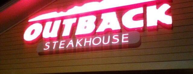 Outback Steakhouse is one of DJ'ın Beğendiği Mekanlar.