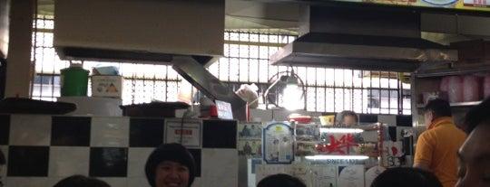 Tai Wah Pork Noodle (High Street) 大华肉脞面  (水仙门) is one of Sing resto.
