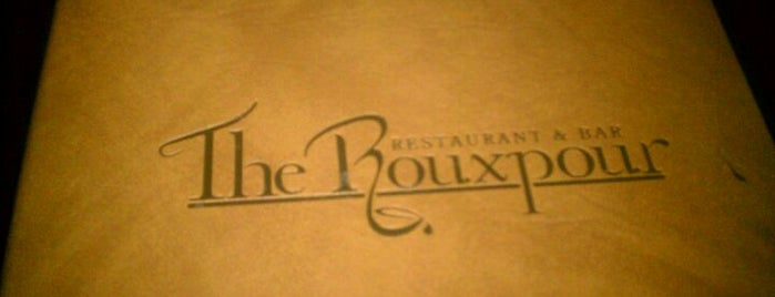 The Rouxpour is one of Restaurants to try.