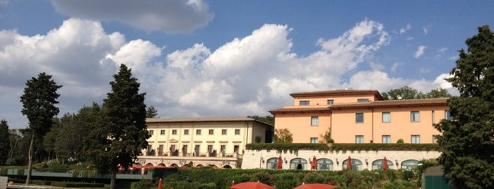 Fonteverde Natural Spa Resort San Casciano dei Bagni is one of Tuscany Lifestyle Guide.