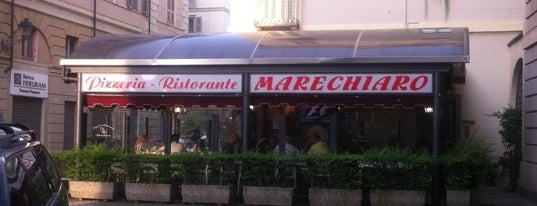 Marechiaro is one of ristoranti - pizzerie.