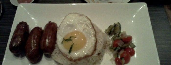 Maharlika Filipino Moderno is one of Favorite NYC restaurants.
