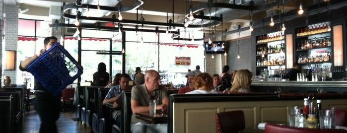 5 Napkin Burger is one of UWS Chill Neighborhood Spots.
