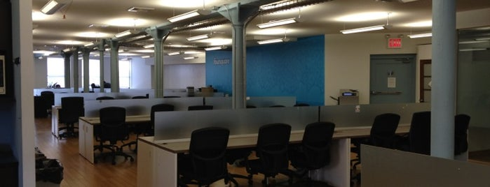 TechStars HQ is one of Startups.