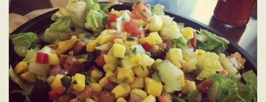 Qdoba Mexican Grill is one of Lee'nin Beğendiği Mekanlar.