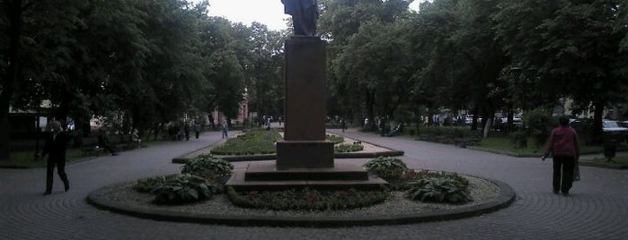 Площа Адама Міцкевича / Adam Mickiewicz Square is one of Trip to hometown.