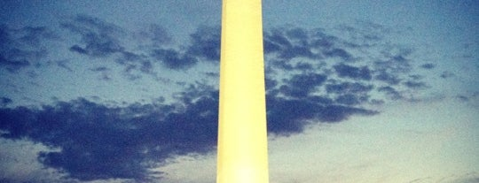 Washington Monument is one of Washington, D.C.