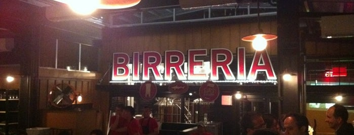 Birreria is one of New York.