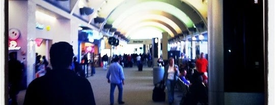 John Wayne Airport is one of Airports of the World.