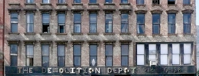 Demolition Depot is one of Nueva York.