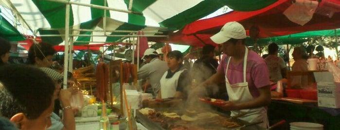 Mercado Sobre Ruedas De Eje 10 is one of Lo que es El Tianguis.