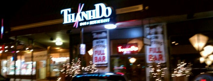 Thanh Do is one of Places I like to eat at.