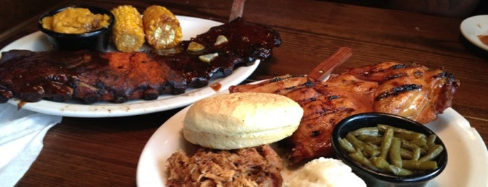 Sticky Fingers is one of Not Really Double Blind BBQ Evaluation of Augusta.