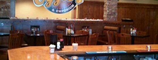 Oggie's Sports Bar and Emporium is one of Bon Appetit Black Hills.