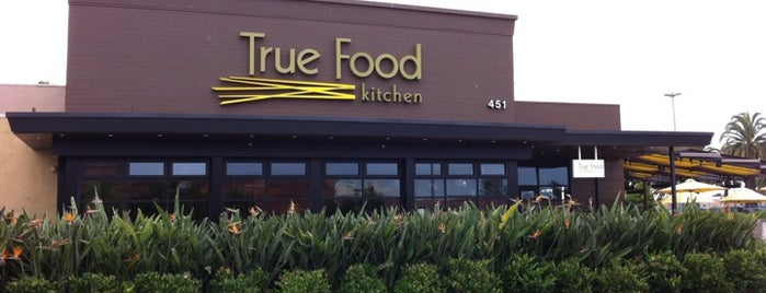 True Food Kitchen is one of Places friends go that I want to try.