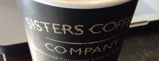 Sisters Coffee Company is one of Portland.