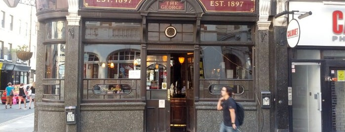 The George is one of Alexander's Liked Places.