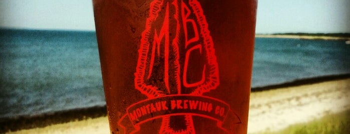 Montauk Brewing Company is one of Nightlife/Bars/Breweries that Dont Completely Suck.