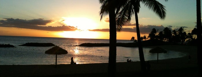 Honu Lagoon is one of Oahu.