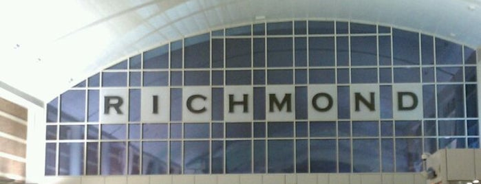 Richmond International Airport (RIC) is one of Big Country's Airport Adventures.