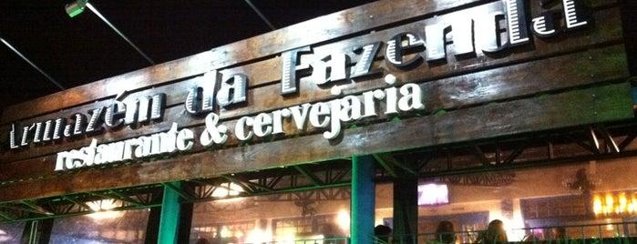 Armazém da Fazenda is one of Restaurantes, Bares e Coffee Shops favoritos.