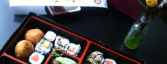 A3 Sushi Bar is one of Pra comer em BH.