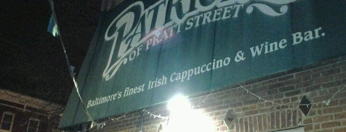 Patrick's of Pratt Street is one of Balt.